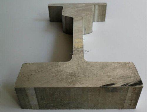 7075 t6 Aluminium Extrusion for Rail