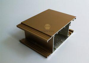 Anodized-Aluminum-Extrusions-6063t5-Bronze-Colour-FONNOV