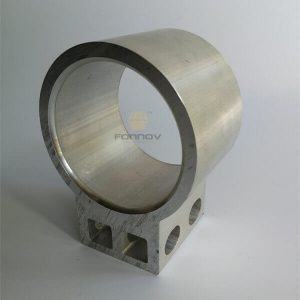 Custom Aluminum Fabrication Square Hole Round Hole fonnov