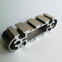 Extrusion Aluminium Mill Finish 6063T5 For Vehicle fonnov