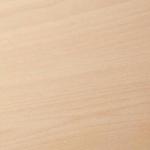 Maple wood finish aluminum fonnov