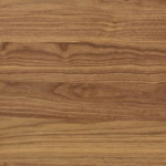 Walnut wood finish aluminum extrusion fonnov