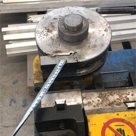 bending aluminum fonnov