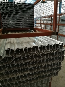 Extrusion Aluminum Mill Finish 6063t5 For Vehicle Fonnov