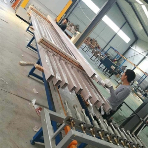 wood aluminium fonnov