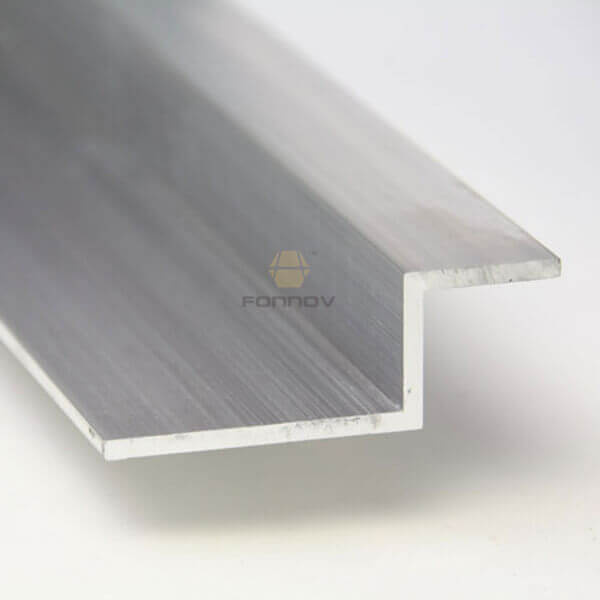 Aluminium Z Section Profile With Holes For Bracket fonnov