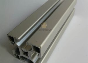 Clear Anodised Aluminium 6063 Extruded Profile fonnov