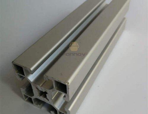 Clear Anodized Aluminium Profile