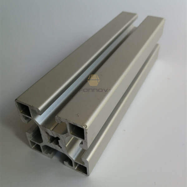 Clear Anodised Aluminium 6063 Extruded Profile fonnov
