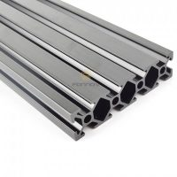 T Slot Aluminum Extrusion Table Anodising Silver For CNC Router fonnov