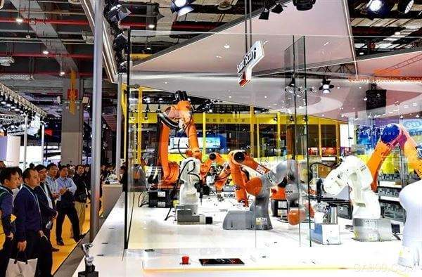 KUKA CHINA INTERNATIONAL IMPORT EXPO - FONNOV ALUMINIUM