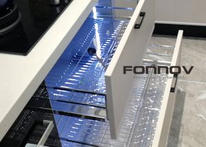 Aluminium Profile For Kitchen Anodising And Powder Coating-fonnov aluminium