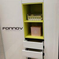 Furniture Aluminium Profiles 6063T5 For Cabinet Wardrobe-fonnov aluminium (1)