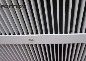 aluminium baffle ceiling -fonnov aluminium