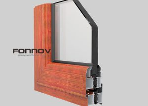 aluminium window profiles-fonnov aluminium
