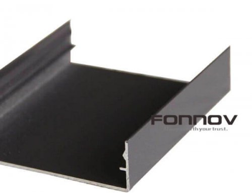 PVDF Aluminum Profiles For Facade Cladding