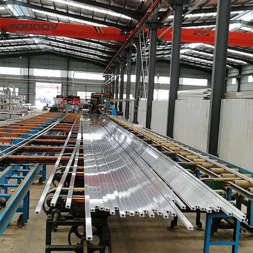 aluminum extrusion plant - fonnov aluminium
