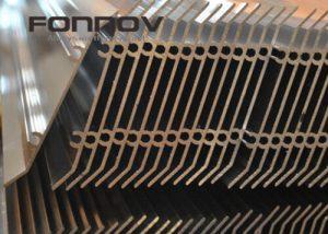 aluminum louver blades-FONNOV ALUMINIUM