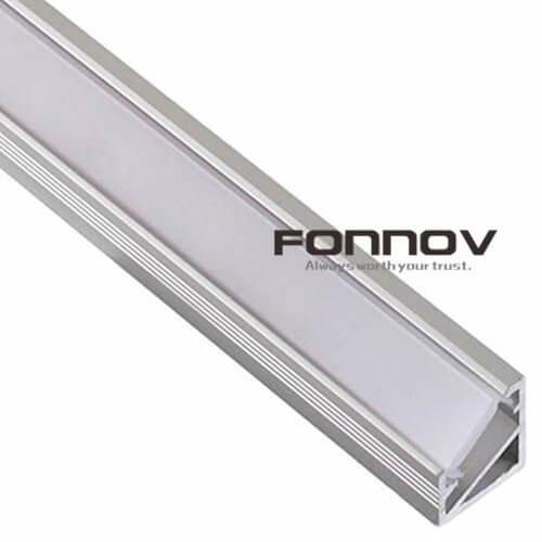 corner aluminum led profile-fonnov aluminium