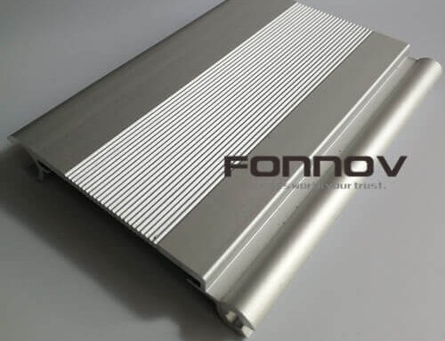 Aluminum Folding Screen Profile For Airport
