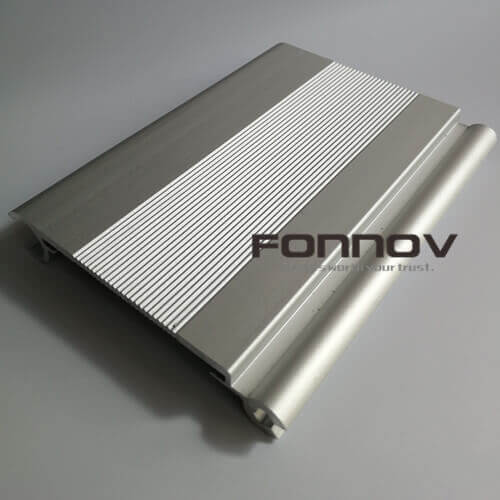 folding screen for airport boarding bridge -fonnov aluminium
