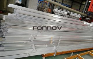 fonnov aluminium profile factory