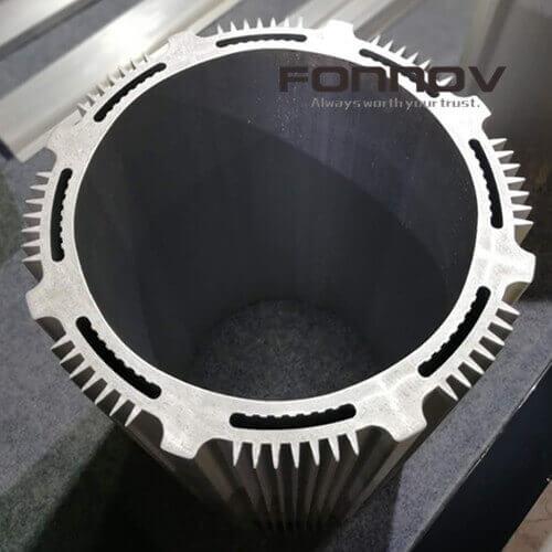 large extruded aluminium radiator - fonnov aluminium