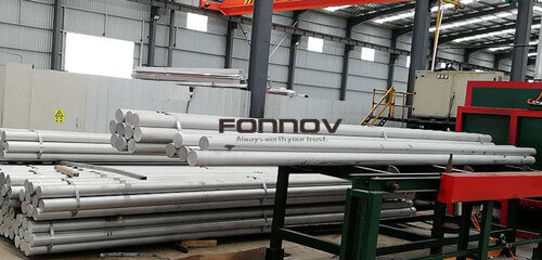 6063 6060 aluminum alloy - fonnov aluminium