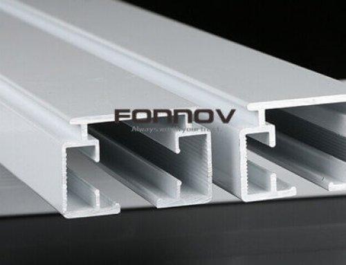 Aluminium Profiles For Curtain Track