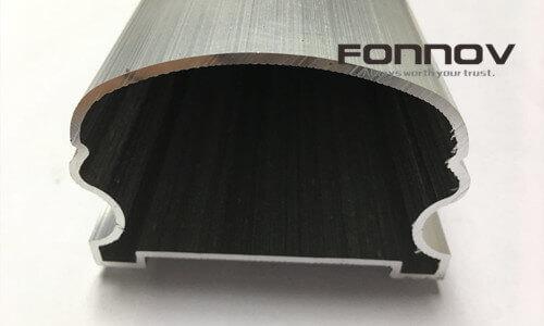 aluminum handrail railing banister extrusion - fonnov aluminium