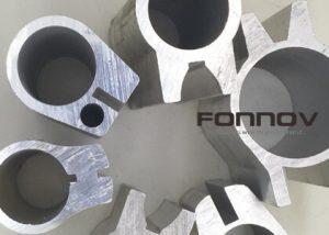 extruded aluminum-fonnovaluminium