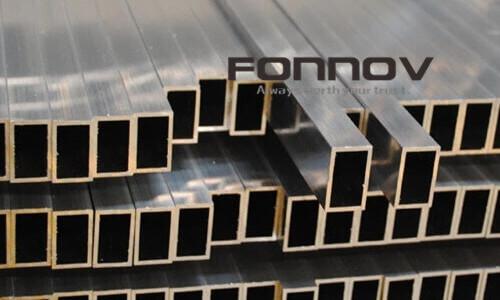 fencing aluminum profiles - fonnov aluminium