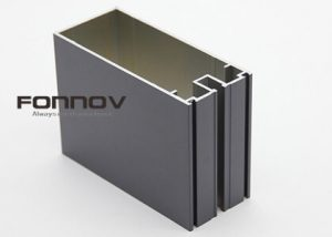glass curtain wall aluminum extrusion - fonnov aluminium