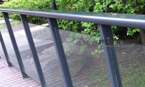handrail railing aluminum profiles- fonnov aluminium