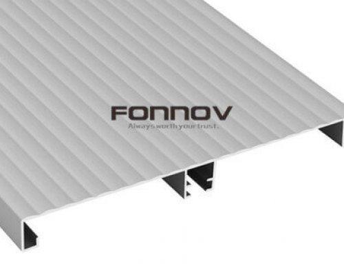 Aluminium Profiles For Kitchen Baseboard