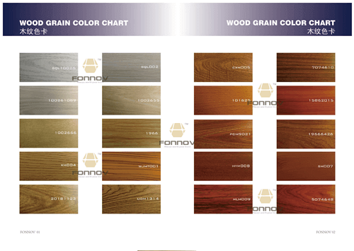 wood color chart 1-fonnov aluminium