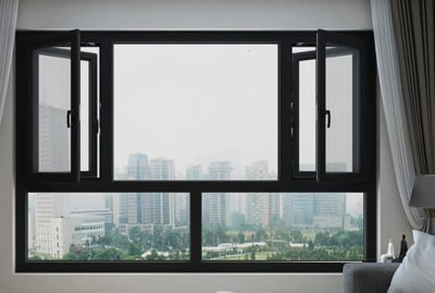 casement window -fonnov aluminium