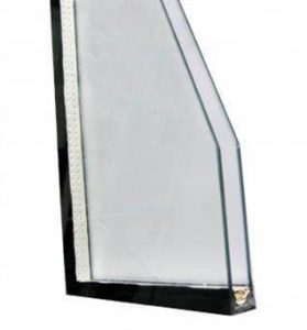 insulating glass -fonnov aluminium