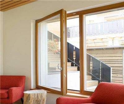 thermal break window replacement-fonnov aluminium