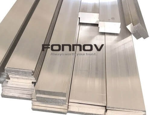 Extruded Aluminum Flat Bars