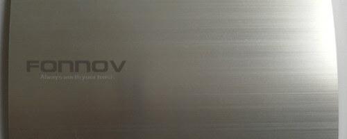 clear anodizing-fonnov aluminium