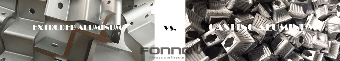 extrusion vs casting-fonnov aluminium