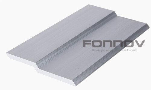 z clips-fonnov aluminium