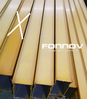 fonnov aluminium extrusion window profiles
