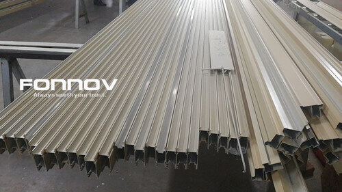 powder coat aluminium profiles-fonnov