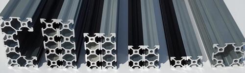 slot aluminium extrusion-fonnov