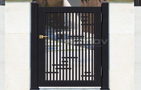 aluminum fencing gate-fonnov