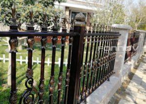 ornamental aluminum fence-fonnovaluminium