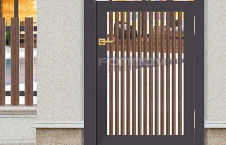 vertical slat gate-fonnovaluminium