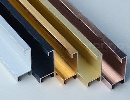 Aluminium Profiles For Picture Frame